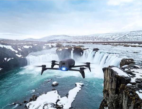 Parrot Bebop 2 FPV Power Drones Pack FPV Black PF726205AA