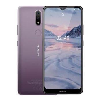 Nokia 2.4 Dual SIM 2GB RAM 32GB 4G LTE - Dusk Purple | N41190029A