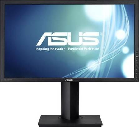Asus PB Series PB238Q Black 6ms(GTG) IPS panel HDMI Widescreen LED Backlight Monitor,250 cd/m2 ,ASCR 80000000:1 , Built-in Speakers, Height and Pivot adjustable  PB238Q