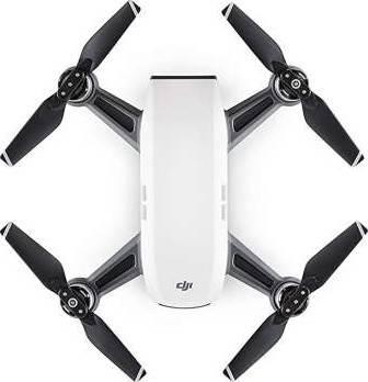 DJI Spark Portable Quadcopter Mini Drone - Alpine White | DJI Spark