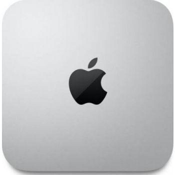 Apple Mac Mini M1 8-Core CPU Desktop, 8GB Unified RAM, 512GB SSD, 2 x Thunderbolt 3, USB4 Ports, MacOS, Silver   MGNT3 LL/A