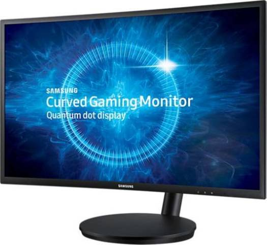 Samsung LC27FG70FQMXUE Curved 27 Inch Gaming monitor 1800R Screen Curvature 16:9 Aspect Ratio 350cd/m2 Brightness (Typical) 3,000:1 (Typ.) Contrast Ratio Static 1920 x 1080 Resolution 1 (MPRT) Respons