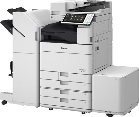 Canon imageRUNNER ADVANCE 500iF Printer UFRII Descargar Controlador