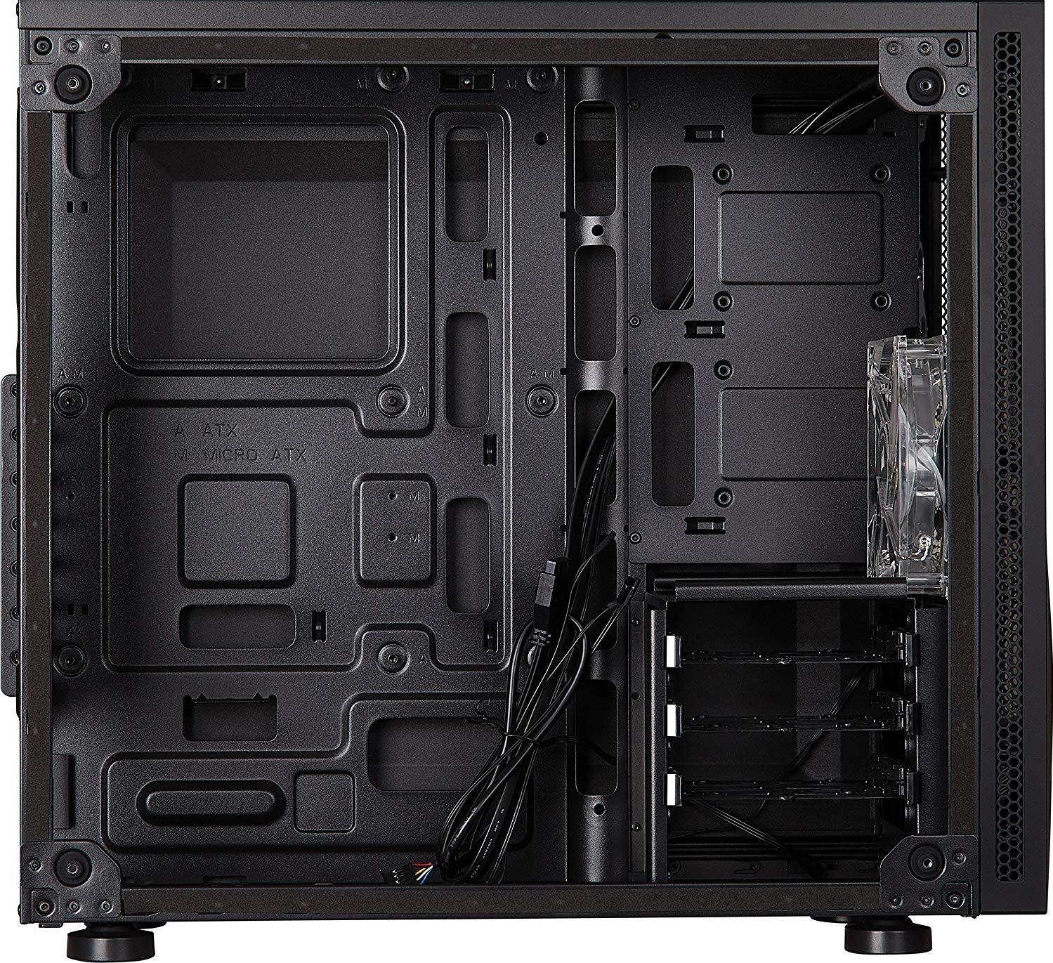 official photos fc20a b596f Corsair Carbide Series SPEC-05 Mid-Tower Gaming Case — Black | CC-9011138-WW