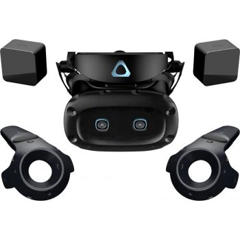 """HTC Vive Cosmos Elite Virtual Reality System, Dual 3.4"""" LCD Panels, 2880 x 1700 Combined Resolution, Built-In Microphone 