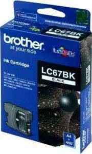 Brother LC67BK Ink Cartridge