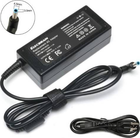 Replacement Power Adapter for HP   19.5v 3.33A