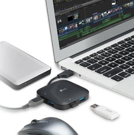 TP-Link UH400 4-Port USB Hub  | UH400