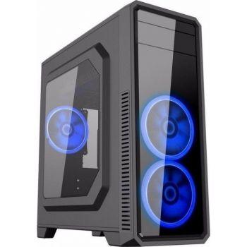 Bang for the Buck Gaming PC (Core I3 9100F, 8GB DDR4, 1TB HDD + 240GB M.2 Nvme SSD, RX 580 8GB, 650W PSU, DOS) | RX 580 Bundle