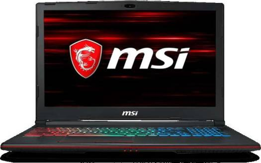 "MSI GP63 Leopard-8RE (i7-8750H, 16GB RAM, 128GB SATA SSD + 1TB HDD, NVIDIA GTX 1060 6GB, 15.6"" Full HD 120Hz 3ms, Windows 10) VR Ready Gaming Notebook 