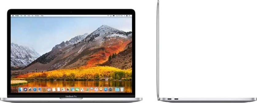 Apple MacBook Pro 2018 Model Laptop with Touch Bar and Touch ID, Core i5  8th Gen 2 3Ghz, 13 3 Displ