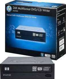 HP 24X Multiformat DVD/CD Writer
