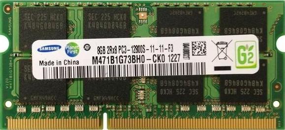 Samsung Original 8gb 1 X 8gb 204 Pin Sodimm Ddr3 Pc3l 12800 1600mhz Ram Memory Module For Laptops M471b1g73qh0yk0 Buy Best Price In Uae Dubai Abu Dhabi Sharjah