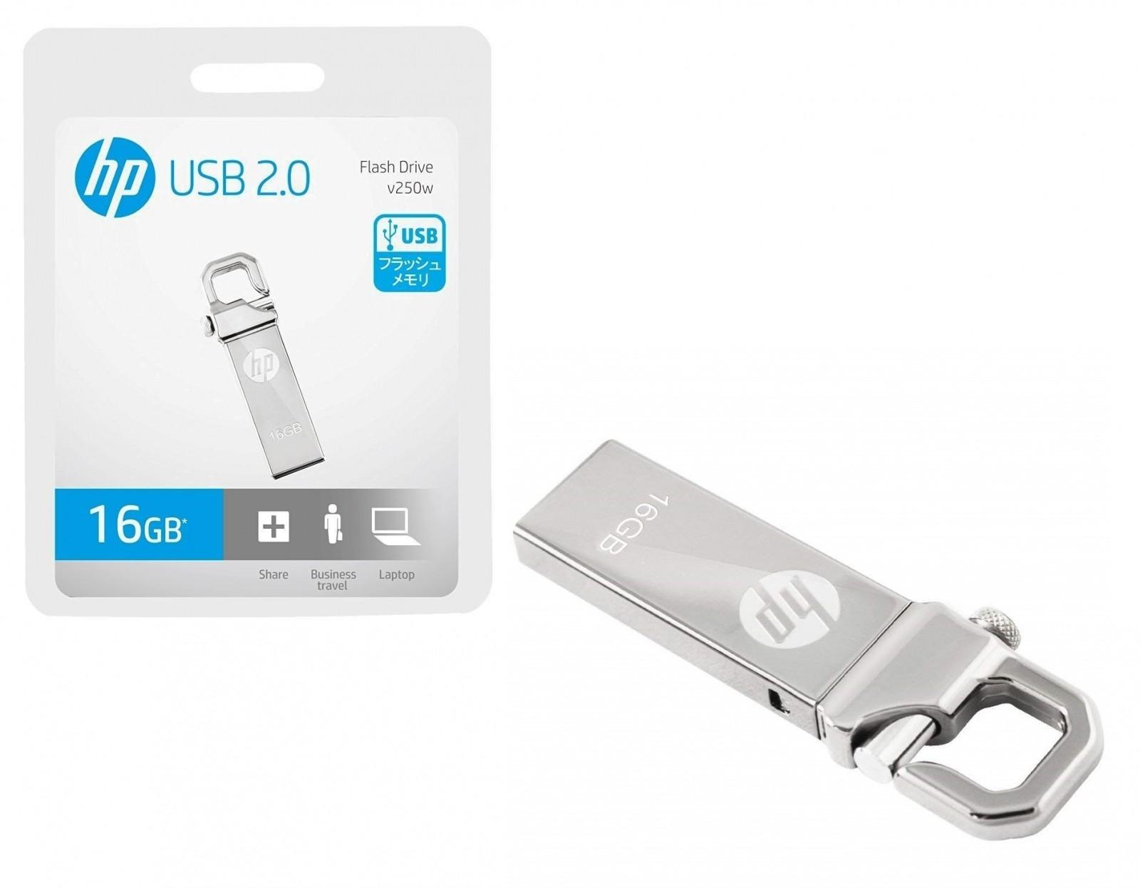 842d10d7d7a HP V250W 16GB USB 2.0 Flash Drive