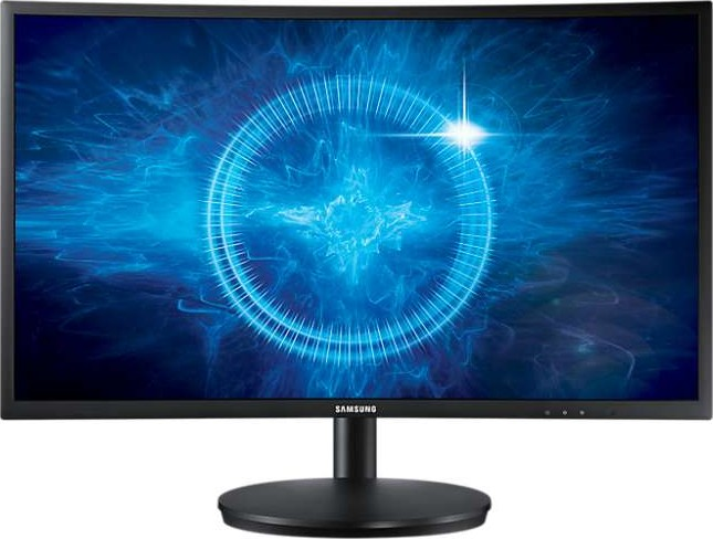 Samsung LC27FG70FQMXUE Curved 27 Inch Gaming monitor 1800R Screen Curvature  16 9 Aspect Ratio 350cd