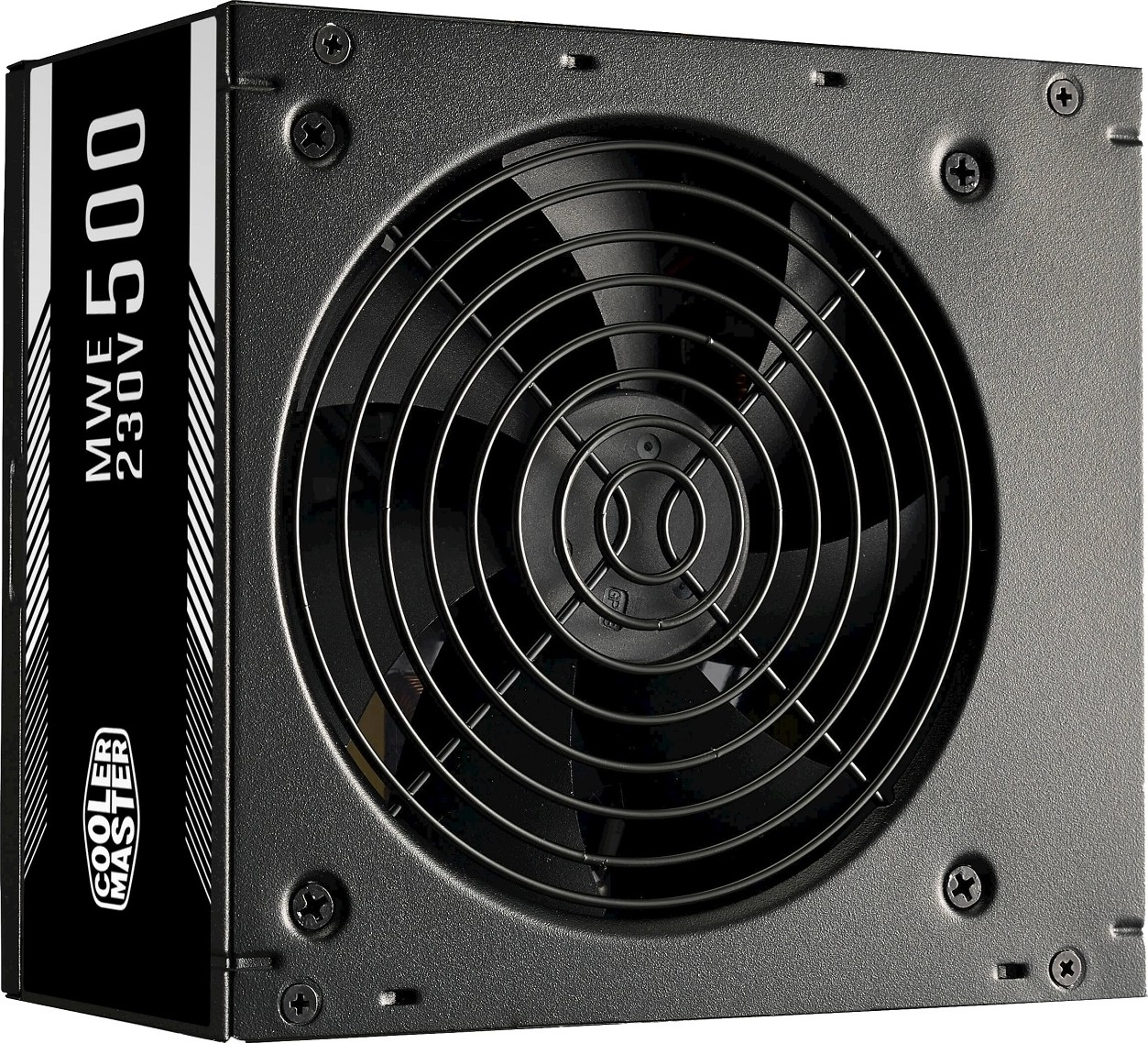 Cooler Master MWE 500 Series 500 Watts 80 Plus 230V EU ATX Power Supply |  MPW-5002-ACABW