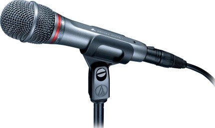 audio technica ae4100 cardioid dynamic handheld microphone 90 18 000 hz frequency response 250. Black Bedroom Furniture Sets. Home Design Ideas