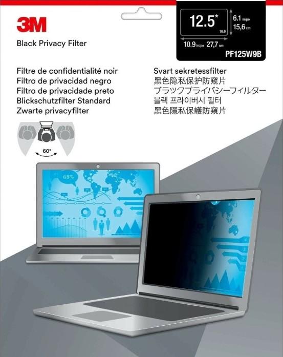 "pfnap001 3m Privacy Filter For Apple Macbook 12-inch Black 12/""macbook"