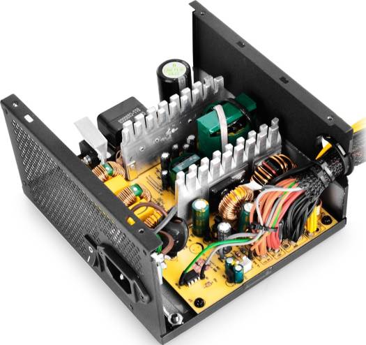 DeepCool DN500 500W 80 PLUS 230V EU Certified ATX Power Supply | GP-BZ-DN500