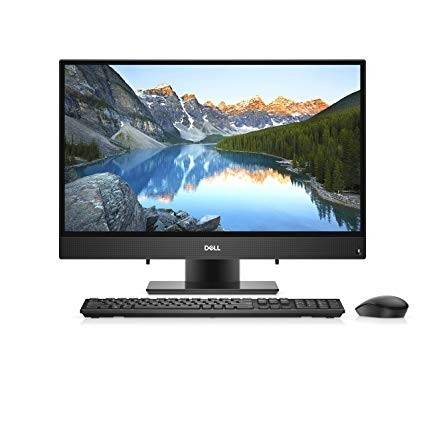Dell Inspiron 3477-1174 Black All In One Desktop-Intel Core i3 7130U , 21.5-Inch Full HD, 1TB HDD, 4GB RAM, INTEL HD, Wifi Cam Windows 10,   3477-1176