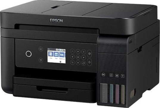 Epson L6190 Wi Fi Duplex All In One Ink Tank Printer With Auto Duplex Printing Fax And Adf