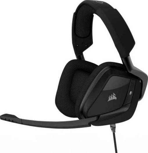 Corsair VOID PRO Dolby 7.1 USB Surround Wired Premium Gaming Headset (Carbon) | CA-9011156-AP