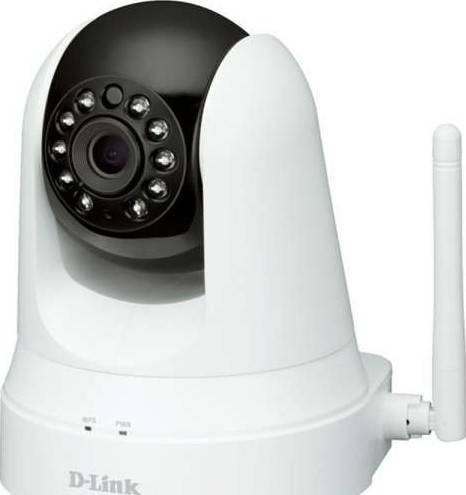 D-Link Pan & Tilt Day/Night Network Cloud Camera | DL-DCS5020L
