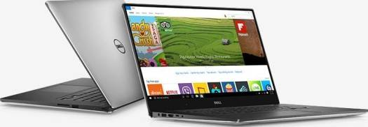 "DELL XPS 15-1207 TOUCH-SLV INTEL CORE i7 8750 H – 2.2GHZ 32GB RAM 1TBSSD 15.6"" TOUCH UHD WL 4GB GTX1050TI BT+CAM  WIN 10 PRO 
