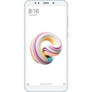 Xiaomi Redmi Note 5 Dual Sim Mobile Phone, 4GB RAM, 64GB, 4G LTE - Blue   N17958335A