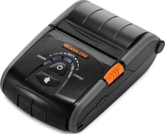 """BIXOLON 2"""" Thermal Printer, Bluetooth, paper size 80x80mm, USB 2.0, iOS Supported 