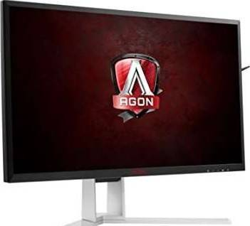 AOC Agon AG271QG 27 Inch Gaming Monitor, G-SYNC, QHD (2560x1440), IPS Panel, 165Hz, 4ms, Height Adjustable, DisplayPort, HDMI, USB   AG271QG