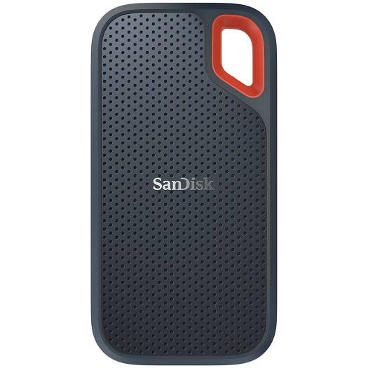 SanDisk - Extreme SSD Portable USB-C 2TB