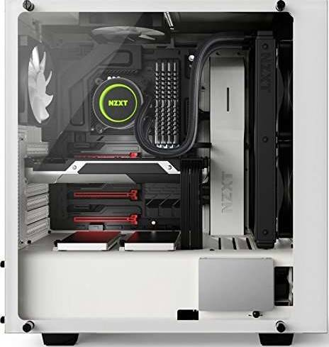 NZXT Kraken X62 All-in-One CPU Liquid Cooling System Cooling, Black | RL-KRX62-02