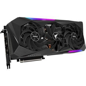 Gigabyte GeForce RTX 3070 Ti AORUS MASTER -  8GB of GDDR6X VRAM, 256-Bit, PCIe 4.0 x16, HDMI 2.1, DisplayPort 1.4a Graphics Card   GV-N307TAORUS M-8GD