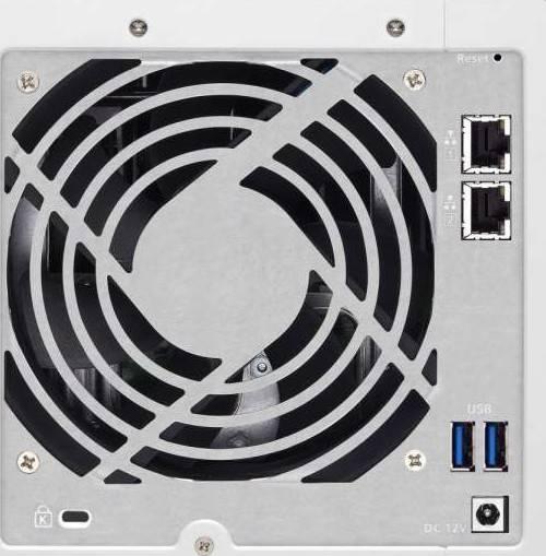 Qnap TS-431P-US 4-bay Personal Cloud NAS, ARM Cortex A15 1.7GHzDual Core, 1GB RAM