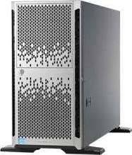 HP ProLiant ML350p Gen8 1P PS Server (Intel Xeon 2.4GHz, 6-Core, 8GB) - 736958-421