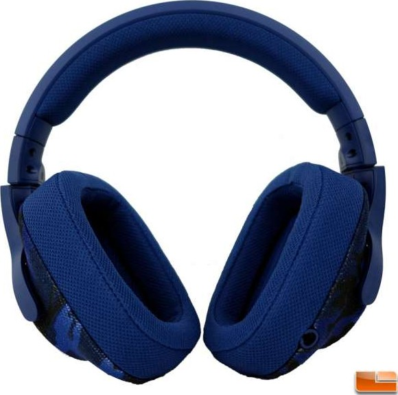 Logitech G433 7 1 Wired Surround Gaming Headset Blue Camo 981