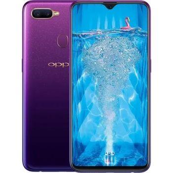 Renewed - Oppo F9 Pro Dual SIM Mobile Phone, 6 GB RAM, 128 GB Storage - Starry Purple   19117