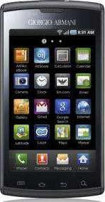 2fcec42ebda Samsung i9010 Galaxy S Giorgio Armani Buy