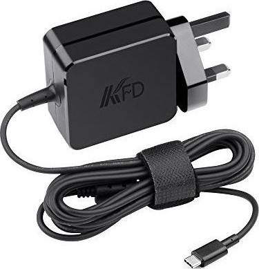 High Quality Replacement Charger for Lenovo X1 Carbon, Type C, 15V-3A / 20V-3.25A