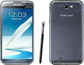 Samsung Galaxy Note II N7100 Grey
