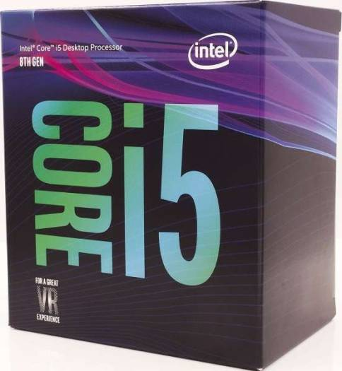 Intel Core i5-8500 8th Gen LGA 1151 (6-Core, 9M Cache, 14nm, up to 4.10GHz) Desktop Processor | BX80684I58500
