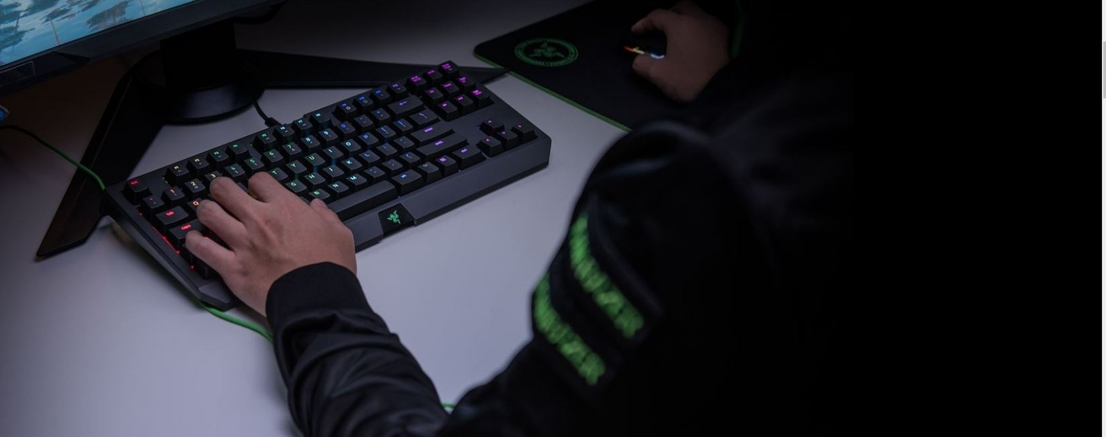 Razer Blackwidow Elite Rgb Mechanical Gaming Keyboard