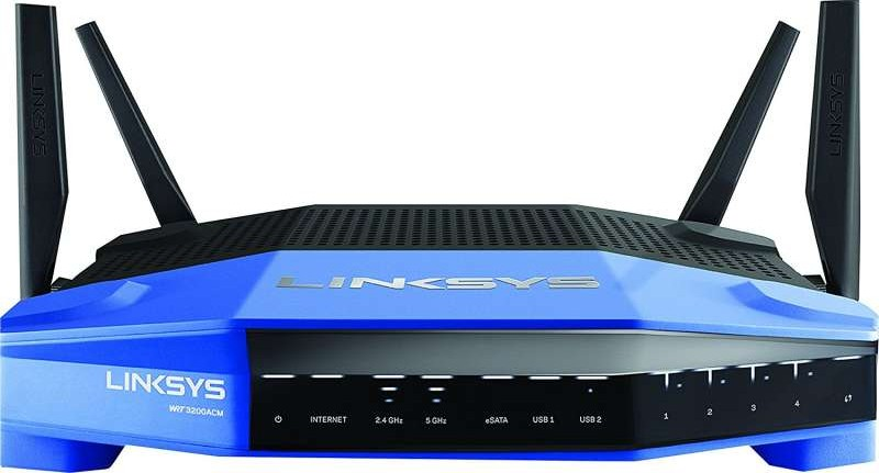 Linksys WRT3200ACM AC3200 MU MIMO Gigabit Wi Fi Router WRT3200ACM