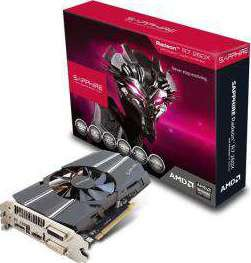 SAPPHIRE R7 260X 2G DDR5 OC