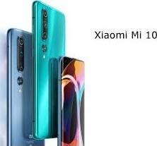 Xiaomi Mi 10 Single Sim, 256 GB, 8 GB RAM, 5G - Coral Green   MI10SS256GRN