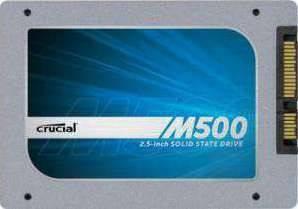 Crucial M500 480GB 2.5-inch Internal SSD
