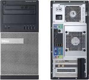 Dell Optiplex 9020 MT (Intel Core I7, 4GB, 500GB HDD, DOS, 18 5 Inch LED,  KB & M)