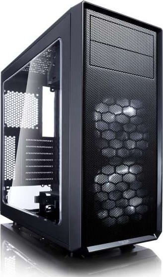 Fractal Design Focus G Atx Mid Tower Computer Case Black