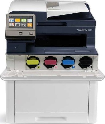Xerox WorkCentre 6515 Color Multifunction Printer Print Copy Scan Email  Fax, Letter Legal, Up To 30
